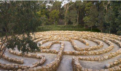 labyrinth mcclelland gallery