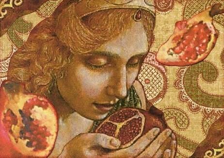 pomegranate-persephone