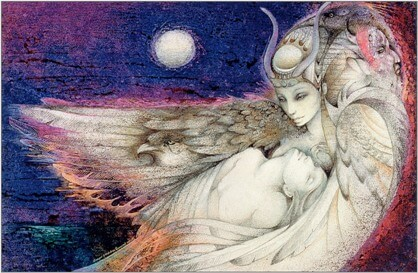 Susan-Seddon-Boulet-Isis-And-Osiris-small