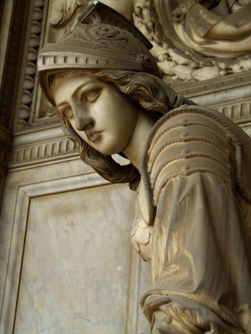 Minerva Pallas Athena