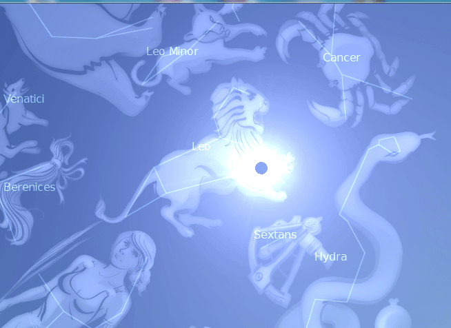 Total Leo Eclipse in Leo