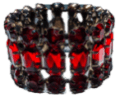 Garnet horoscope birthstone crystal