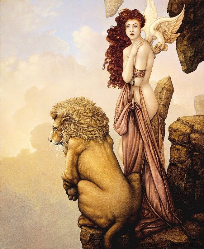Leo New Moon Last Lion