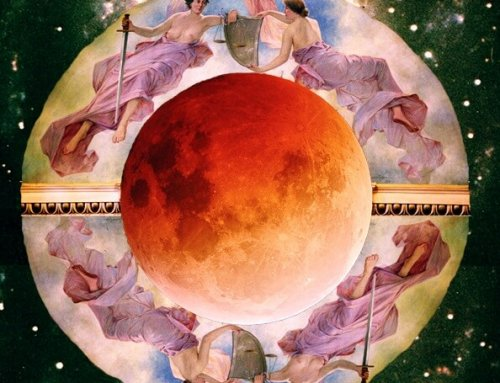 Libra Pink Full Moon