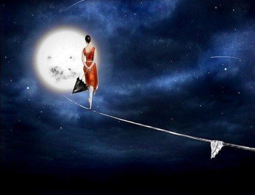 Moon Meets Her North Node in Gemini