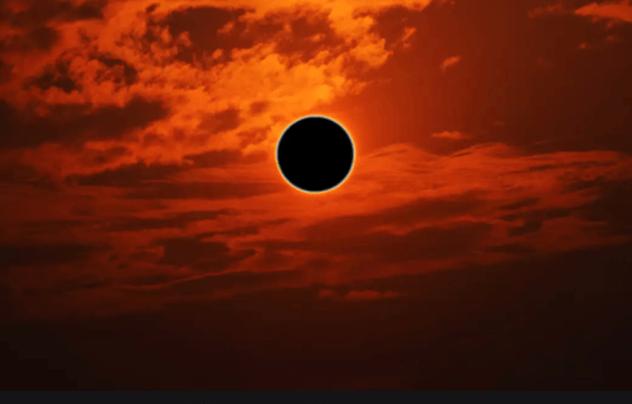 Annular Solar Eclipse Cancer New Moon