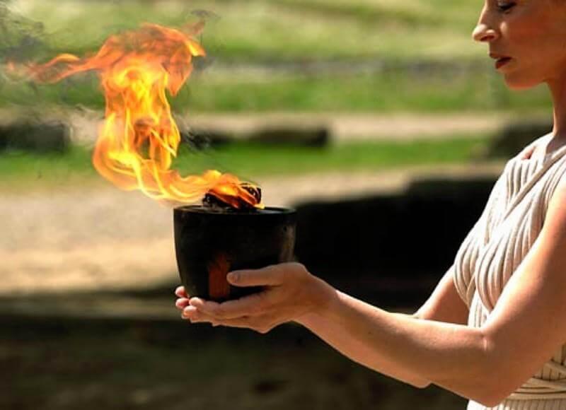Vesta Flame