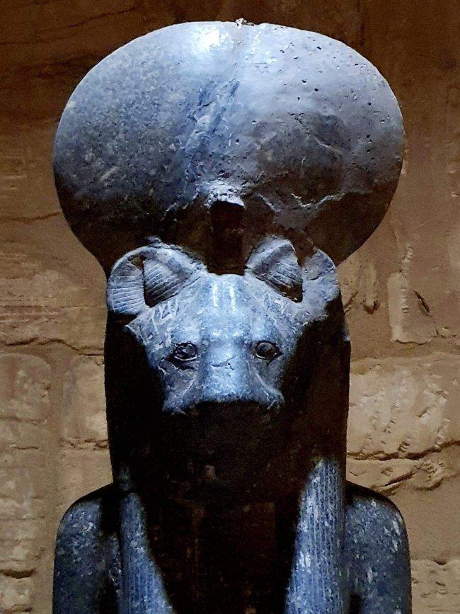 Venus conjunct Sekhmet